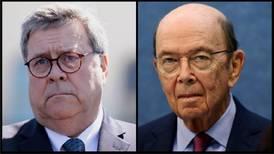 Cámara de Representantes declara en desacato a fiscal y secretario de Comercio de Trump