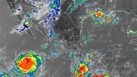 Huracán 'Linda' se fortalece a categoría 2 en el Pacífico mexicano