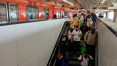 3 accidentes en el Metro de la CDMX ocurridos durante el Gobierno de Sheinbaum