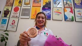 Aremi Fuentes, medallista de Tokio 2020: cheque de Bonilla fue simulación