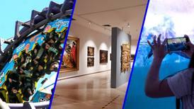 5 planes de fin de semana en la CDMX: museos, danza y una expo inmersiva