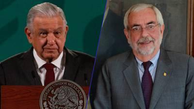 Y dale con la UNAM: AMLO afirma que el sueldo de Graue es superior a los 200 mil pesos al mes