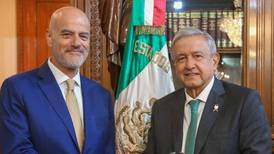 AMLO se reúne con directivos de la petrolera italiana ENI