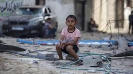 'Si hay un infierno en la tierra, es la vida de los niños de Gaza': Secretario General de la ONU