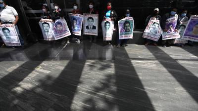Ayotzinapa: siete años y solo tres identificados y un funcionario prófugo