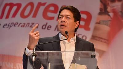 Con AMLO ya no hay espionaje contra nadie, asegura Mario Delgado.