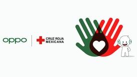 OPPO contribuye con la donación de cubrebocas para la Cruz Roja Mexicana en esta contingencia