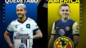 Arranca la Liga MX con un América vs. Querétaro
