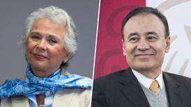 Congreso llama a comparecer a Sánchez Cordero y Alfonso Durazo