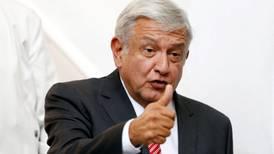 AMLO dice que pondrá fin al 'fracking'   para extraer gas y petróleo