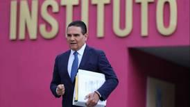 Diputados de Morena denuncian ante FGR a Aureoles por traición a la patria