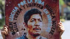 Detienen a uno de los presuntos asesinos del activista social Samir Flores