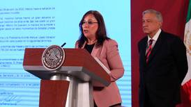 Multa de 25 mil pesos a AMLO y Rocío Nahle por atacar a juez, proponen diputados de MC