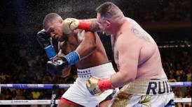 'Batalla de las Dunas': esto es lo que se juegan Andy Ruiz y Anthony Joshua en su pelea del sábado