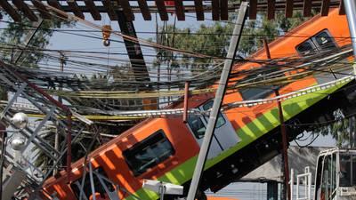 Accidente en Línea 12 del Metro podría ser pretexto para justificar entrada del Ejército en obras: consultora