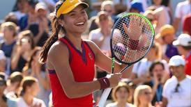 La nueva joya: Emma Raducanu, la gran promesa del tenis mundial