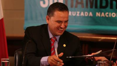 Roberto Sandoval: cumplen 3 órdenes de aprehensión en su contra