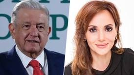 AMLO dice que Lilly Téllez convocó a insultarlo, pero ¿qué dijo la senadora?