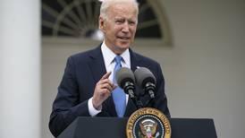 Biden, cercado en el Levante