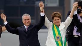 Destitución de Dilma Rousseff como presidenta de Brasil fue un golpe de Estado: Temer