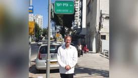 Feministas de Israel piden retirar nombre de Andrés Roemer de una calle