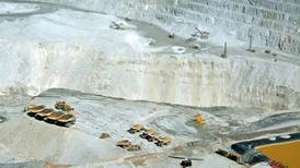 Ejidatarios liberan el acceso a mina Peñasquito
