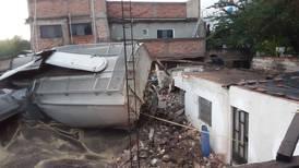 Descarrilamiento de locomotoras en Jalisco deja un muerto y tres personas heridas