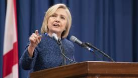 Hillary asegura que apoyará a Sanders si gana la primaria demócrata