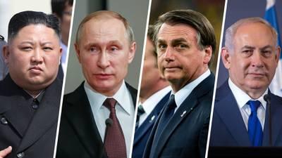 Estos mandatarios estarán 'en problemas' si Trump no es reelegido como presidente