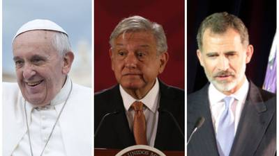 AMLO falló: España y el Vaticano lo 'batearon'... y no tenemos el penacho de Moctezuma