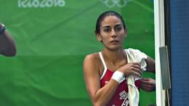 Paola Espinosa pone en duda su continuidad dentro del deporte profesional