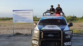 Terrenos decomisados a Eugenio Hernández pasan a manos de Gobierno de Tamaulipas