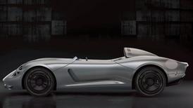 'La bandida', el primer coche diseñado en RV que pronto se imprimirá en 3D