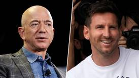 ¿Será? La teoría conspirativa de cómo Messi hará más rico a Bezos