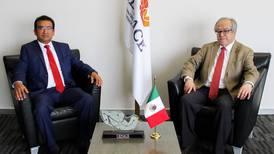 Ricardo Octavio Mota Palomino sustituye a Carlos Gonzalo Meléndez al frente del Cenace