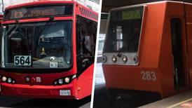 Estos son los horarios de Metro, Metrobús y Trolebús en Semana Santa