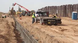 Next! EU cancela primeros contratos para construir el muro fronterizo con México