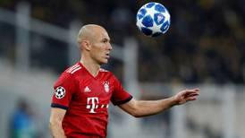 Arjen Robben anuncia su retiro del futbol profesional