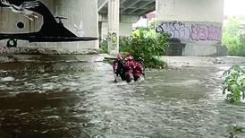 Seguirán lluvias por 'Fernand'; de nuevo suspenden clases