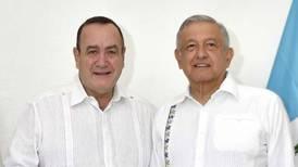 México y Guatemala, juntos hacia el futuro