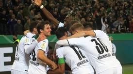 Borussia Mönchengladbach aplasta 5-0 al Bayern Münich en la copa alemana