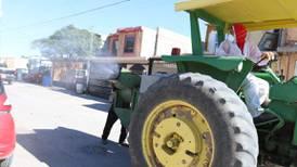 Arranca programa de Sanitización Urbana en Ciudad Juárez
