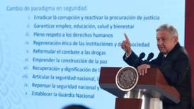 Integrantes del crimen organizado se drogan cuando cometen delitos, afirma López Obrador