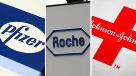 Pfizer, Roche y Johnson & Johnson lideran industria farmacéutica