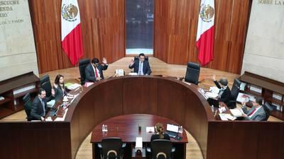 Termina crisis del Tribunal Electoral: magistrado Fuentes será presidente interino hasta septiembre
