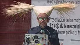 'Saludos, hijos de la chingada': así inició su discurso Rubén Albarrán, en el que criticó a AMLO