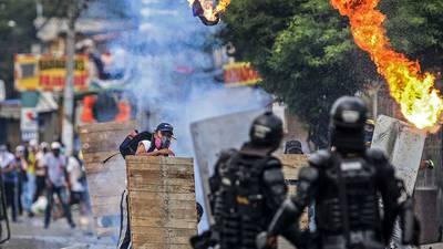Uso excesivo de la fuerza en Colombia desata ola de críticas del exterior