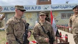 El Pentágono sale de su tercera base en Irak
