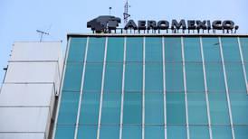 Se atora crédito de rescate a Aeroméxico por disputa entre prestamistas