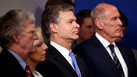 Trump ordena 'gestión gubernamental' para proteger elección